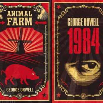 Expect A Tonne Of 1984 and Animal Farm Comics For 2021