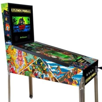 AtGames To Feature Zaccaria Pinball Tables In Legends Arcade
