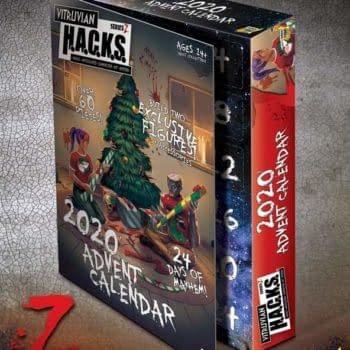 Boss Fight Studio Unveils First-Ever H.A.C.K.S Advent Calendar