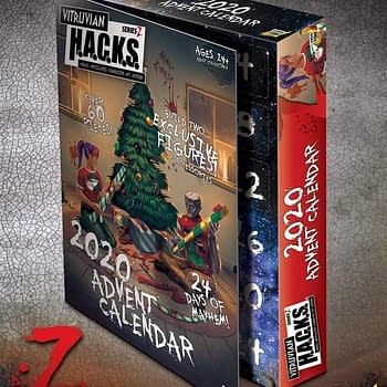 Boss Fight Studio Unveils First-Ever H.A.C.K.S Advent Calendar