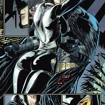 Tom King: Batman and Catwoman F*** in Batman/Catwoman #1