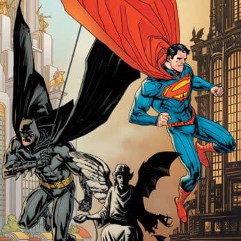 Batman/Superman #33 Cover