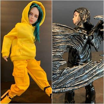 Billie Eilish Playmates Doll &#038 Figure Released This Weekend At Target