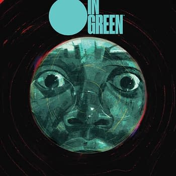 6 Thoughts About New Image Comics Graphic Novel Blue In Green