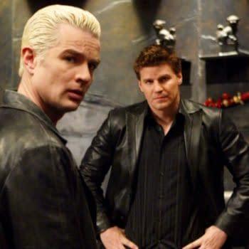 Buffy the Vampire Slayer: Angel and Spike (Image: WarnerMedia)