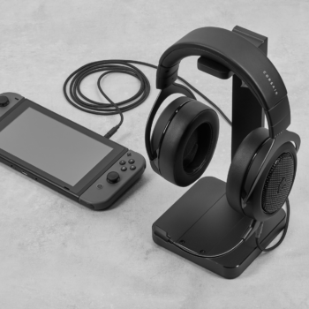 CORSAIR Launches HS70 Bluetooth Gaming Headset