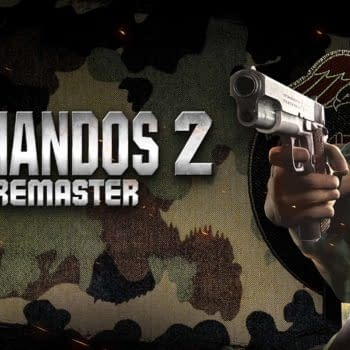 Commandos 2 - HD Remaster Comes To Nintendo Switch This Week