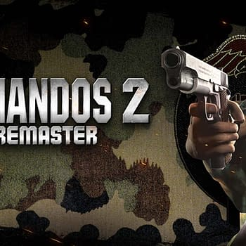 Commandos 2 &#8211 HD Remaster Comes To Nintendo Switch This Week