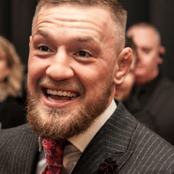 """DUBLIN, IRELAND - NOVEMBER 2017: UFC and MMA fighter, Conor """"The Notorious"""" McGregor at the Irish premiere of the documentary about his rise within the ranks of MMA fighting. (Image: G. Holland/Shutterstock.com)"""