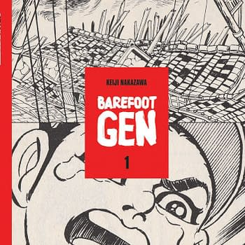 Barefoot Gen: What Nuclear War Looks Like to a Six-Year-Old