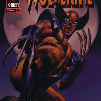 Obscure Comics: Wolverine #102.5 Trading Cards Or Comic Part 2