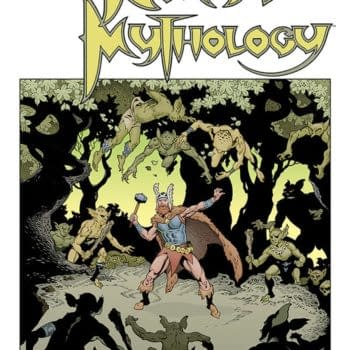 REVIEW: Norse Mythology #3 Brings New Characters With Unknown Origins
