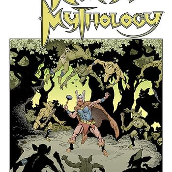 Norse Mythology #3 Review: Brings New Characters With Unknown Origins