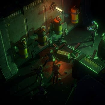 Games Operators Announce New Survival-Horror Title Cryospace