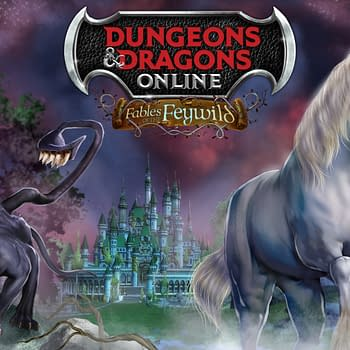 Dungeons &#038 Dragons Online Gets Fables Of The Feywild Expansion
