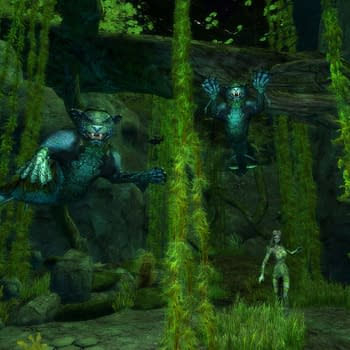 Dungeons & Dragons Online Gets Fables Of The Feywild Expansion