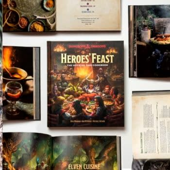 Giveaway: Multiple Dungeons & Dragons Book From Ten Speed Press