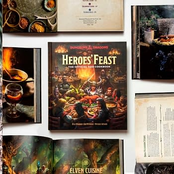 Giveaway: Multiple Dungeons &#038 Dragons Books From Ten Speed Press