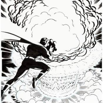Darwyn Cooke DC New Frontier Art Up For Auction Today At Heritage