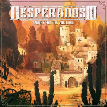 New Desperados III DLC Brings Back The Eagles Nest Fortress