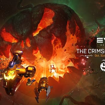 EVE Echoes Launches The Crimson Harvest Event