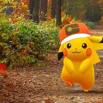 World Cap Pikachu Returns To Pokémon GO Today For New Event