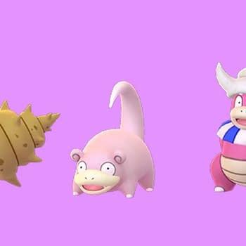 Shiny Slowpoke Has Been Released In Pokémon GO