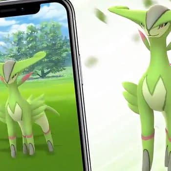 Shiny Virizion Raid Guide For Pokémon GO Players