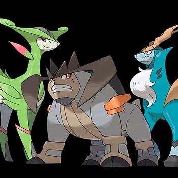 Terrakion Cobalion and Virizion Return to Raids in Pokémon GO