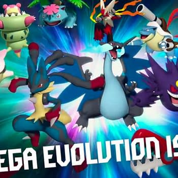 Mega Energy Can Now Be Earned By Walking &#038 Catching In Pokémon GO