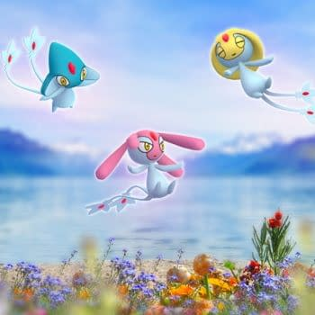 Shiny Goldeen, Lake Trio Feature in Lake Legends Event in Pokémon GO