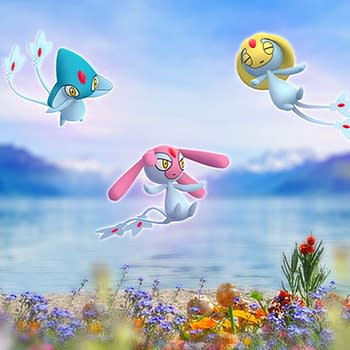 Azelf, Mesprit, and Uxie Return to Pokémon GO Tomorrow