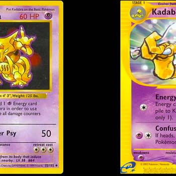Free At Last: The Banned Kadabra Can Now Be Used In Pokémon TCG