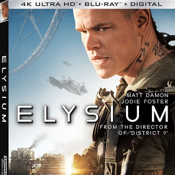 The Underrated Elysium Comes To 4K Blu-ray February 9th