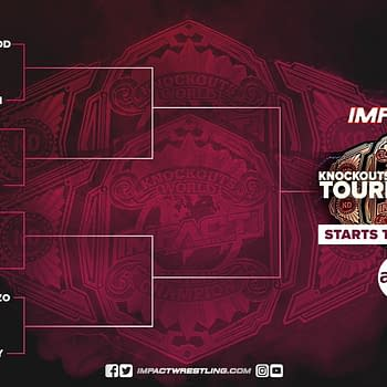 Heres the Brackets for the Impact Knockouts Tag Team Tournament