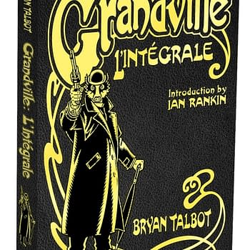 The Complete Grandville LIntégrale From Bryan Talbot In 2021