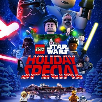 LEGO Star Wars Holiday Special: Think Your Family Reunion Is Awkward