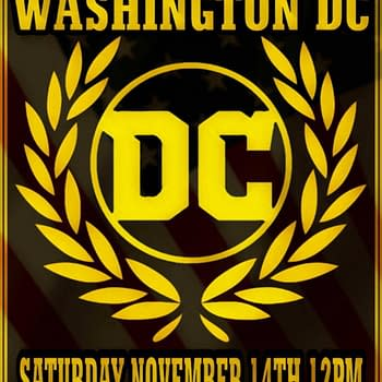The Proud Boys Use DC Comics Logo For Washington Protests This Weekend