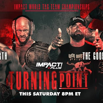 Impact Turning Point Results &#8211 The Good Brothers vs. The North