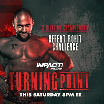 Impact Turning Point Results &#8211 Cousin Jake vs. Rohit Raju