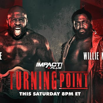 Impact Turning Point Results &#8211 Moose vs. Willie Mack