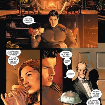 First Review: Batman/Catwoman #1 by Tom King and Clay Mann