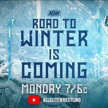 On Wednesday, December 2nd, AEW Dynamite turns into Winter is Coming