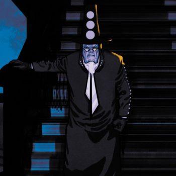 Si Spurrier and Frazer Irving's Gutsville Returns From Image Comics?