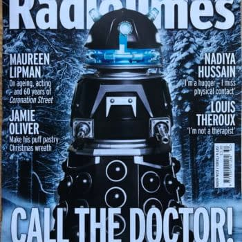 The New Dalek Look For Doctor Who: Revolution Of The Daleks