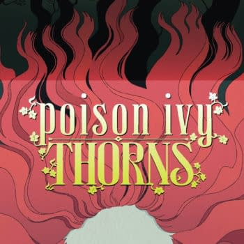 Poison Ivy Gets Her Own YA Graphic Novel From DC in June 2021