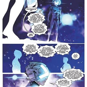 A Problem With Franklin Richards Never Having Been A Mutant