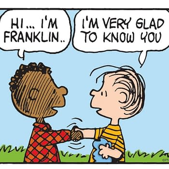 Peanuts Character Franklin Subject of New BBC Radio Play