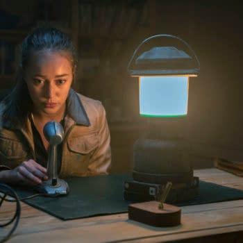 Fear the Walking Dead: Alycia Debnam-Carey Shares Directing Life Look