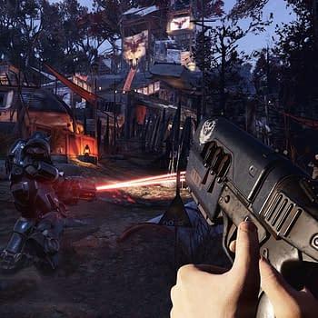 Fallout 76's Steel Dawn Update Will Drop On  December 1